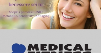 Percorsi IUNIC - Metabolic - Sensitivity - Antiaging - IUNIC ANTIAGING
